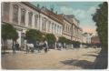 Békéscsaba, Andrássy út 1909 - kerékpár