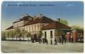 Békéscsaba, Andrássy út 1917 - gyalogsági laktanya bejárata