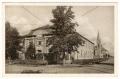Békéscsaba, Deák utca 1936 - királyi járásbíróság, református templom