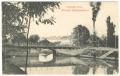 Békéscsaba, Első Békéscsabai Gőzmalom 1900-05 - Rosenthal, Munkácsy híd, Körös-part