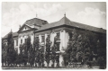 Békéscsaba, evangélikus gimnázium 1935-38 - 1939-ben kivágták a fákat a gimnázium körül