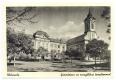 Békéscsaba, evangélikus gimnázium és nagytemplom 1955-60