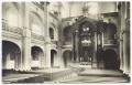 Békéscsaba, evangélikus templom 1960 - belső kép