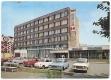 Békéscsaba, Körös Hotel 1973 - Fiat 850, Moszkvicsok