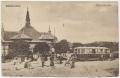 Békéscsaba, Kossuth tér 1911 - motorvonat állomás (2/1)