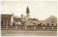 Békéscsaba, Kossuth tér 1928 - könyvkötészet, malom, Kossuth szobor, Próféta Vendéglő