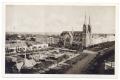 Békéscsaba, Kossuth tér 1946 - katolikus templom