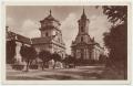 Békéscsaba, Luther utca 1939 -  evangélikus kistemplom, evangélikus nagytemplom, macskakő