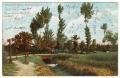 Békéscsaba, rétöntöző csatorna - 1908