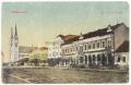 Békéscsaba, Szent István tér 1910-20