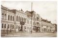 Békéscsaba, Szent István tér 1928 - városháza, Weisz-bérház, Laszky-ház, postapalota