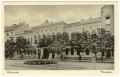 Békéscsaba, Szent István tér 1930-40 - katolikus bérpalota, városháza, Weisz-bérház