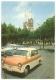 Békéscsaba, Szent István tér 1966 - trabant 600 limuzin