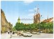 Békéscsaba, Szent István tér 1968