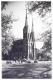 Békéscsaba, Kossuth tér 1973 - katolikus templom, macskakő
