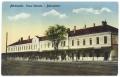 Békéscsaba, vasútállomás - 1915
