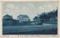 Békéscsaba M.Á.V. állomás 1926 - vasutas laktanya és A.E.G.V. állomás