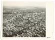 Békéscsaba, belváros 1974 - templomok (eredeti légifotó)