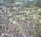 Békéscsaba, belváros 1980 (eredeti légifotó)
