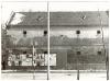 Békéscsaba, Hunyadi tér, Békéscsabai Evangélikus Magtár épülete 1970