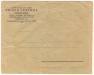 Békéscsaba, Frisch Ferencz posztó-, szőrme-, bélésárú és szabókellékek gyári raktára 1911-20 - boríték (alapítva 1911-ben)