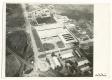 Békéscsaba, Kétegyházi út 1974 - hűtőház, vasúti pálya (eredeti légifotó)