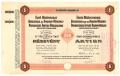 Békéscsaba, Első Békéscsabai Gőzmalom 1936 - részvény, Rosenthal