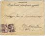Békés-Csabai Takarékpénztár Egyesület 1925 - boríték (alapítva 1872-ben)